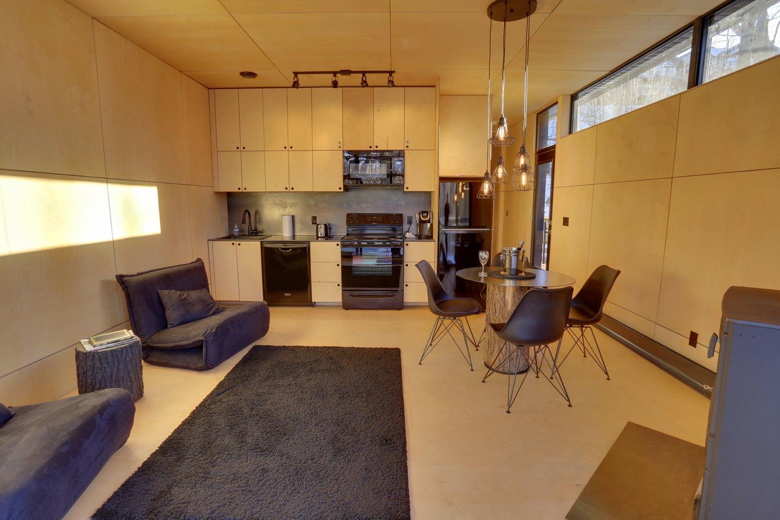 Living Space  SHAK Cottages
