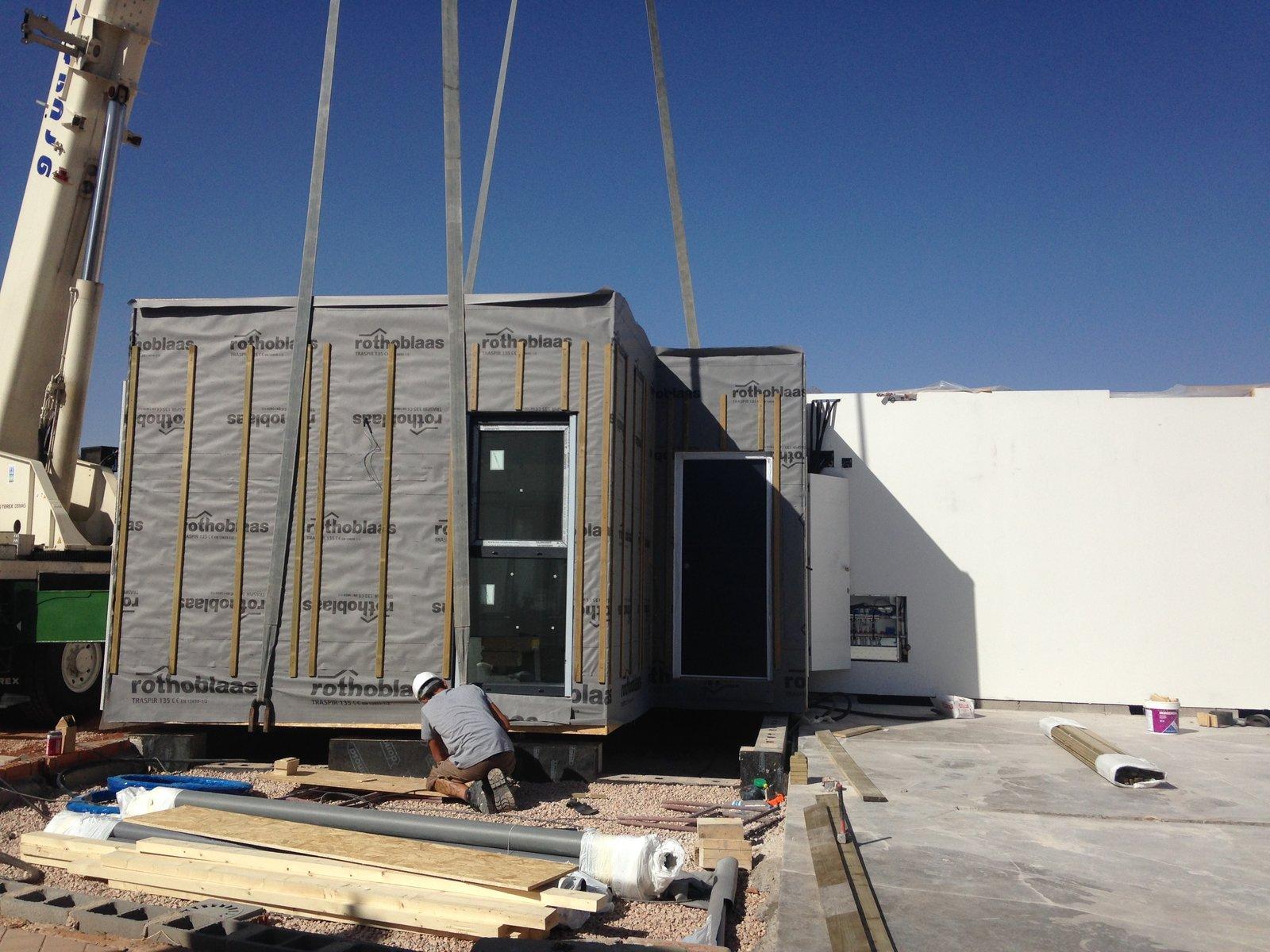 Prefabricado  Casa Herranz