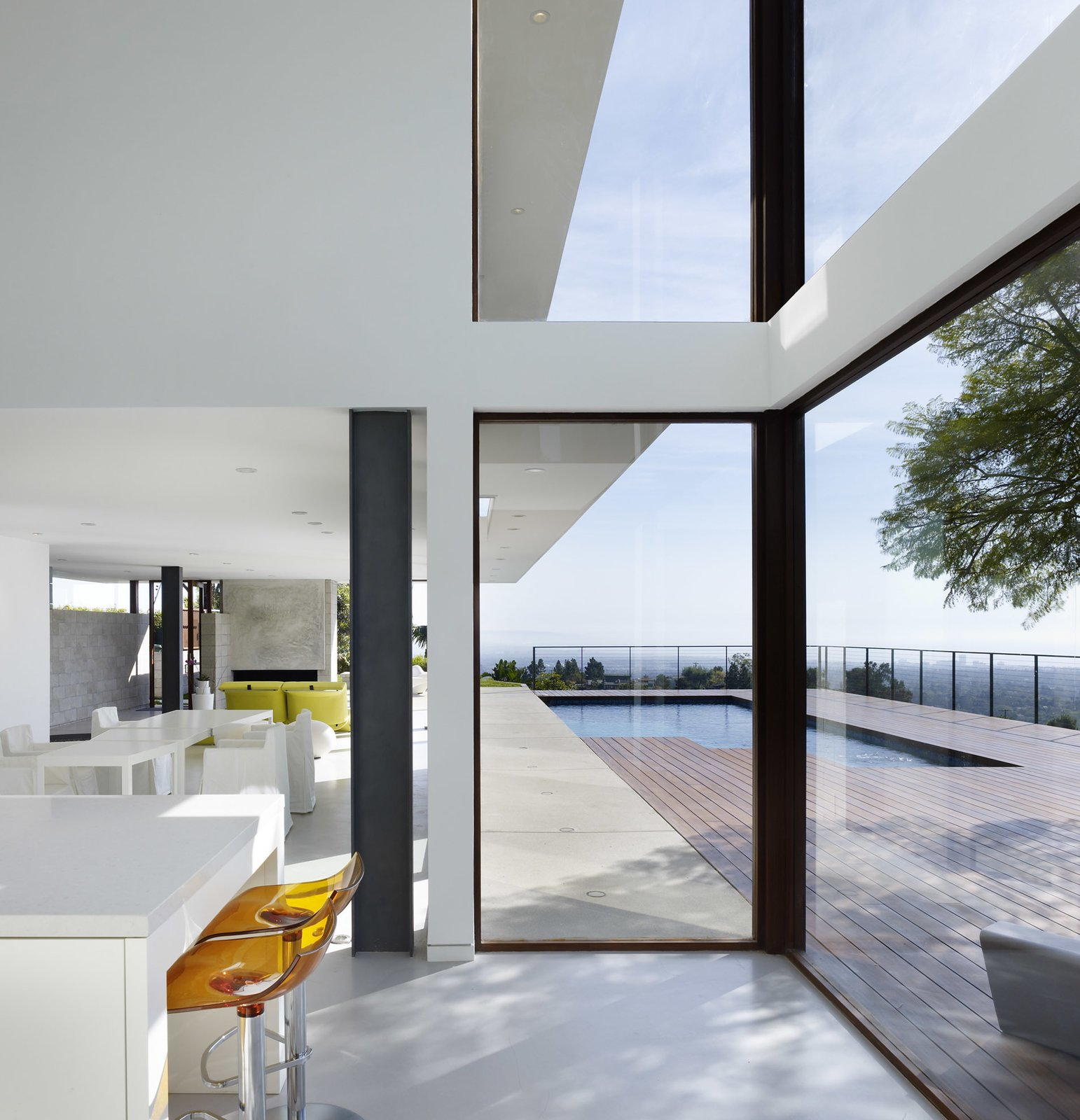 #LivingRoom  Evans House by Bittoni Architects