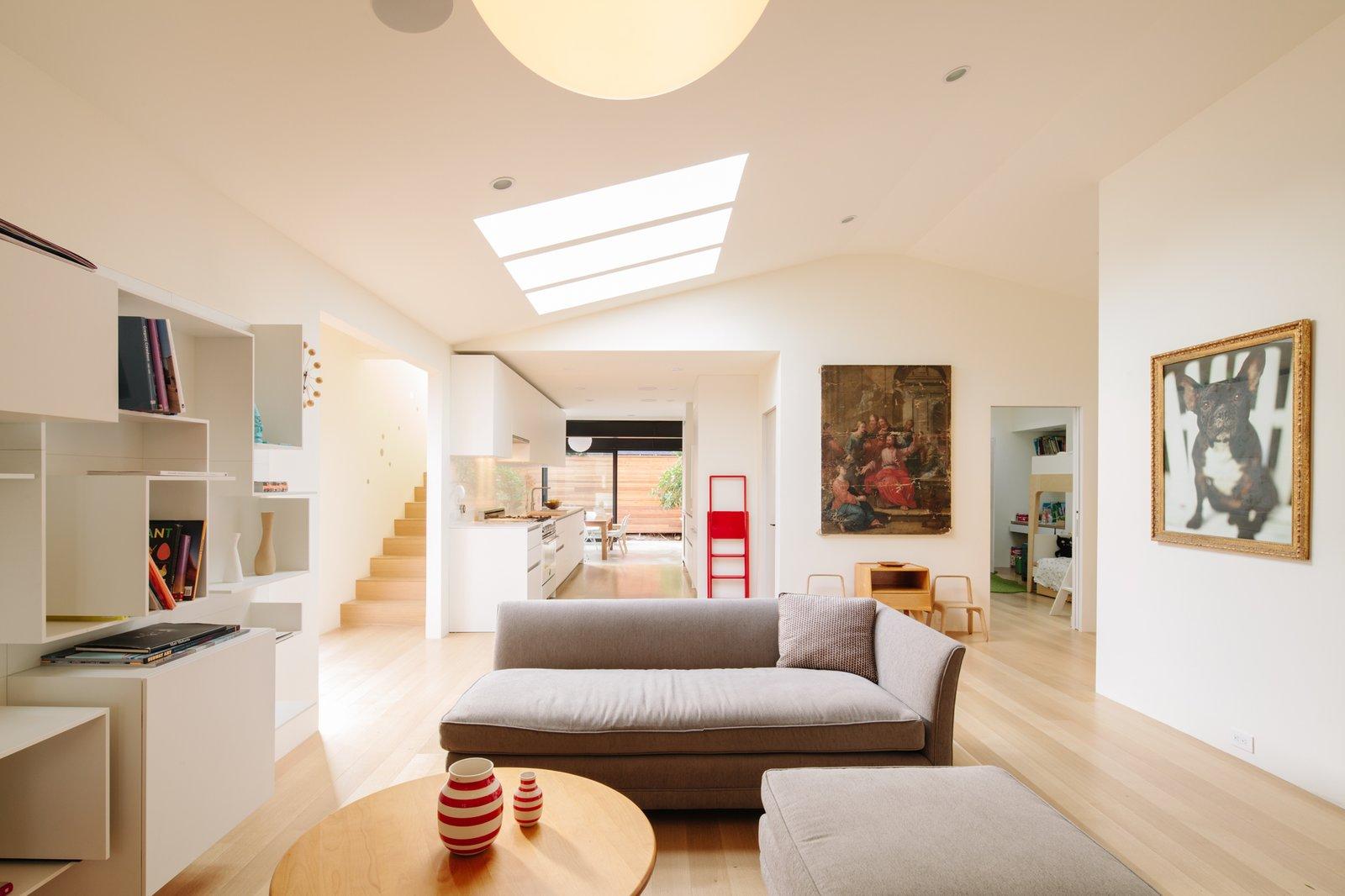 #livingRoom    Bay Street Residence by Bittoni Architects