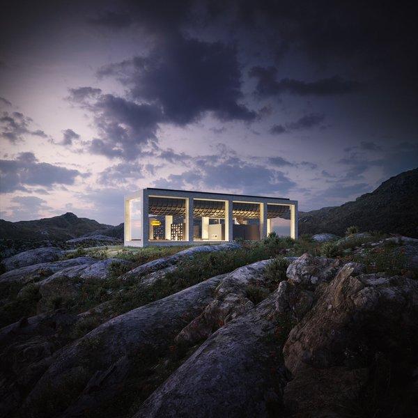 Infinity House Exterior