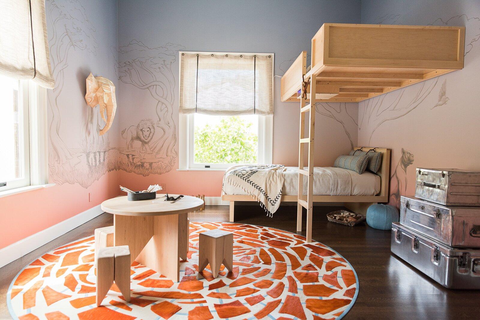 Safari Themed Bedroom Dwell