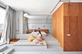 The Marina Apartment