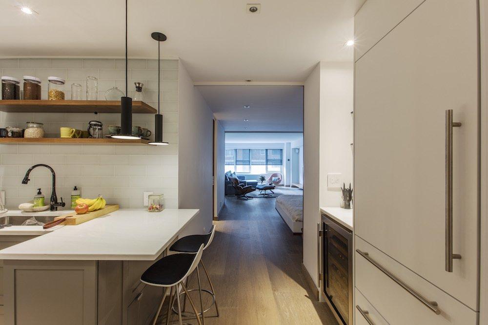 Gramercy Studio Renovation - Dwell on 8 x 8 kitchen design, 12 x 8 kitchen design, 14 x 8 kitchen design, 15 x 8 kitchen design, 8 by 8 bedroom design, 8 x 10 kitchen design, 6 x 10 kitchen design,