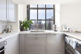 A Greenwich Village Loft Gets a Makeover