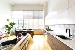Ikea Brings It Home For A Long Island City Loft Modern Home In Long On Dwell