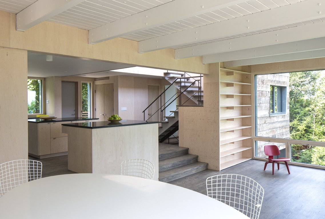 View of Kitchen  Orient House IV by Ryall Sheridan Architects