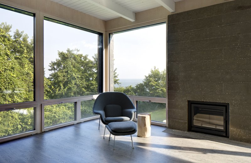 Living Room  Orient House IV by Ryall Sheridan Architects