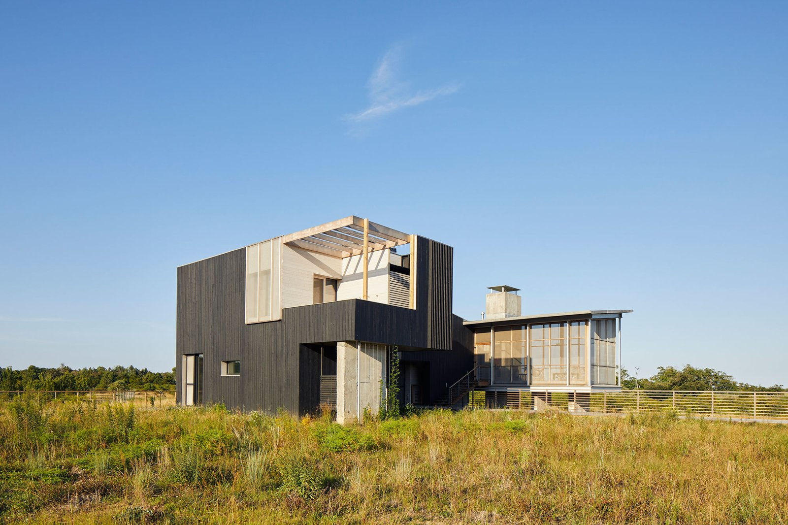Wetlands House exterior