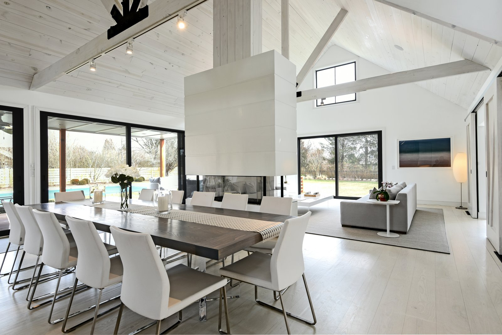The Modern Barn 174 Conversion At Water Mill Modern Home In