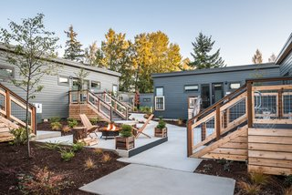 Serenity Awaits at These Prefab Cabin Rentals on Vashon Island