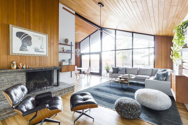 Before and After: A 1954 Midcentury in Portland Is Stunningly Revived