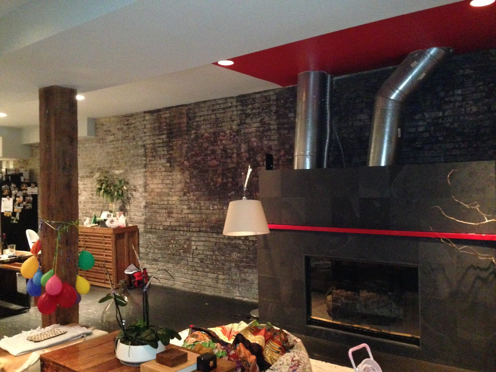 Before & After: An Outdated 80s Loft Is Rescued From a Flashy Color Palette