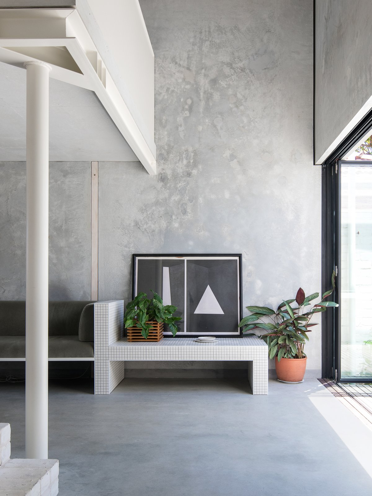 Whispering Smith Perth home living area