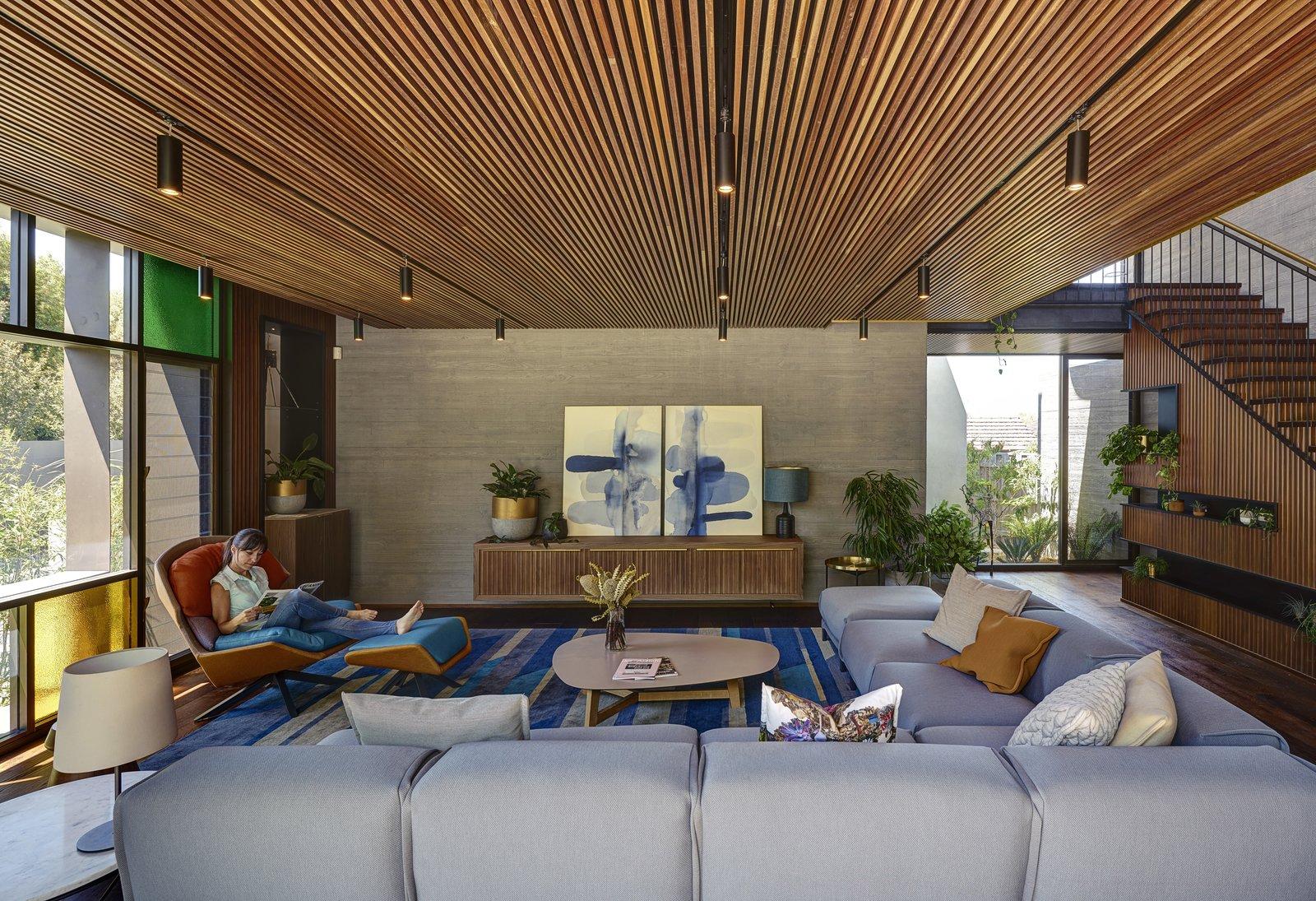 Roscommon House living room
