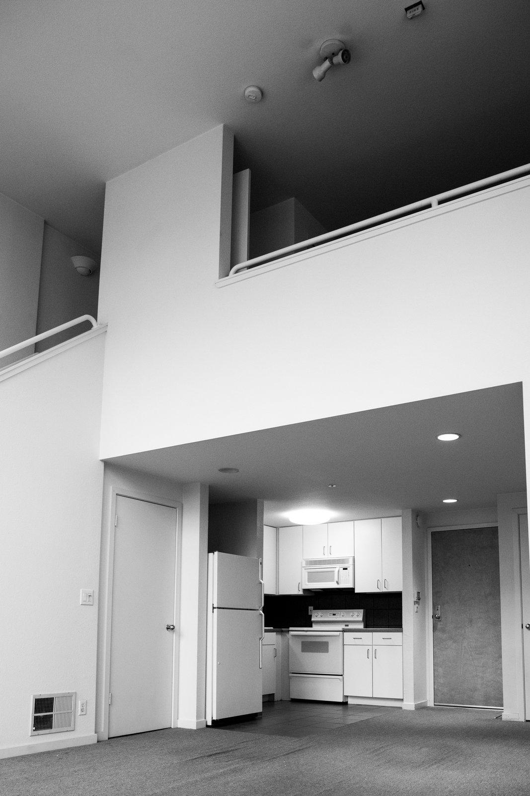 Mission Loft before interior