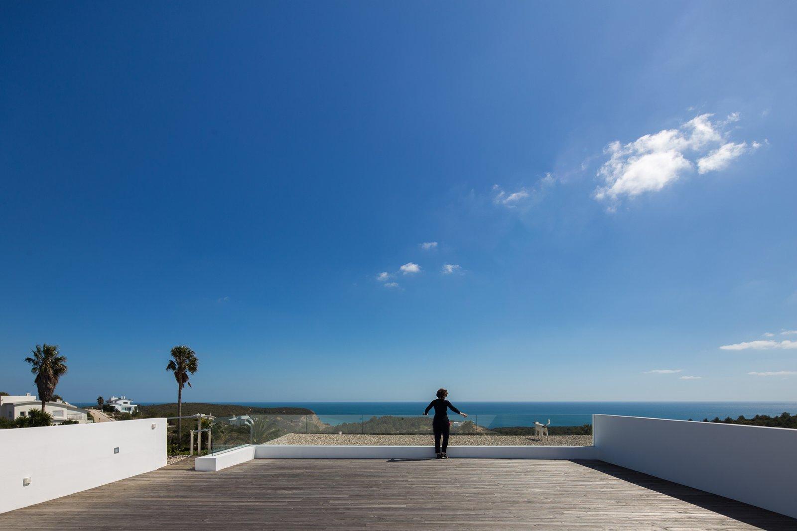Villa GK rooftop deck