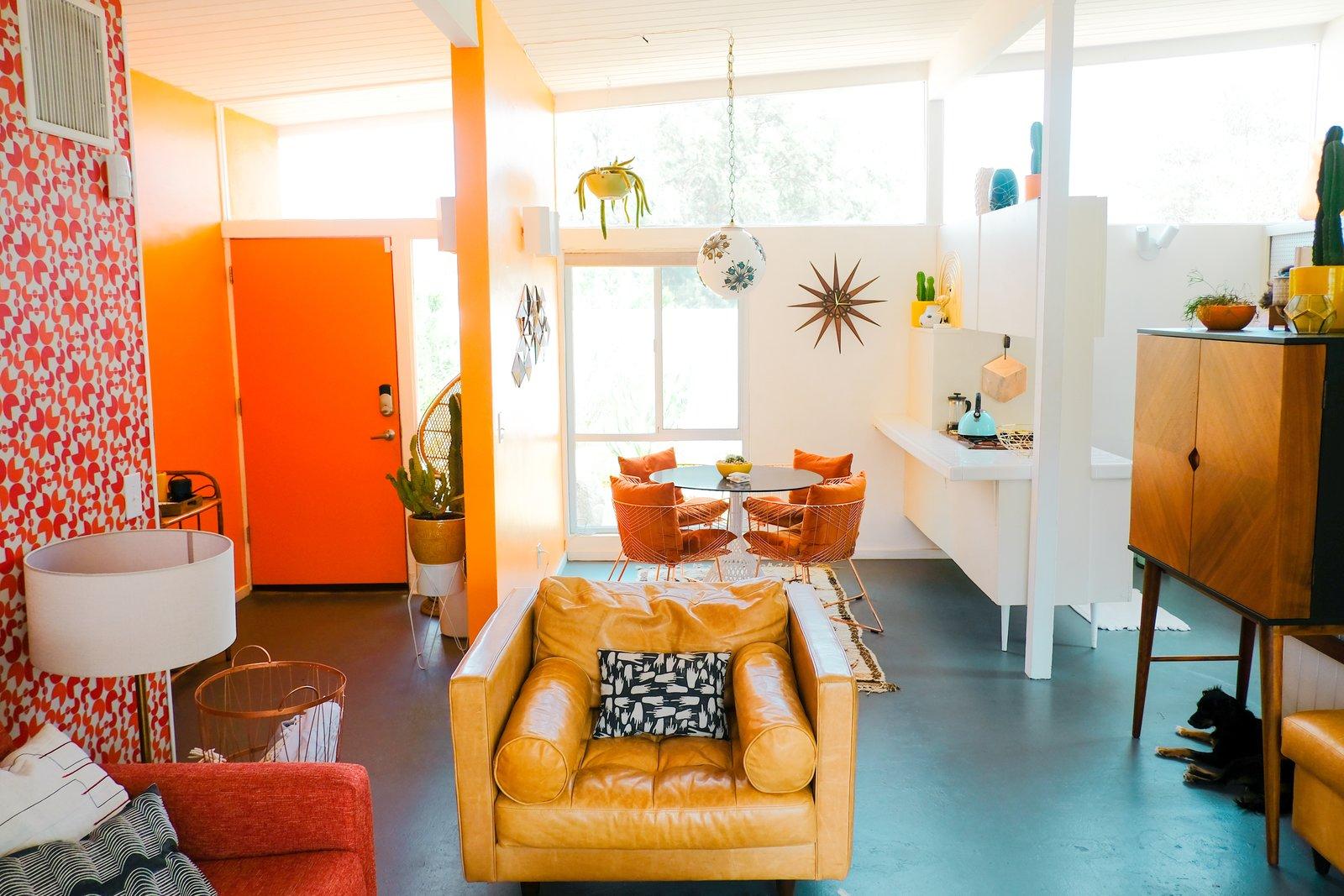 Dazey Desert House Danielle Nagel Interior