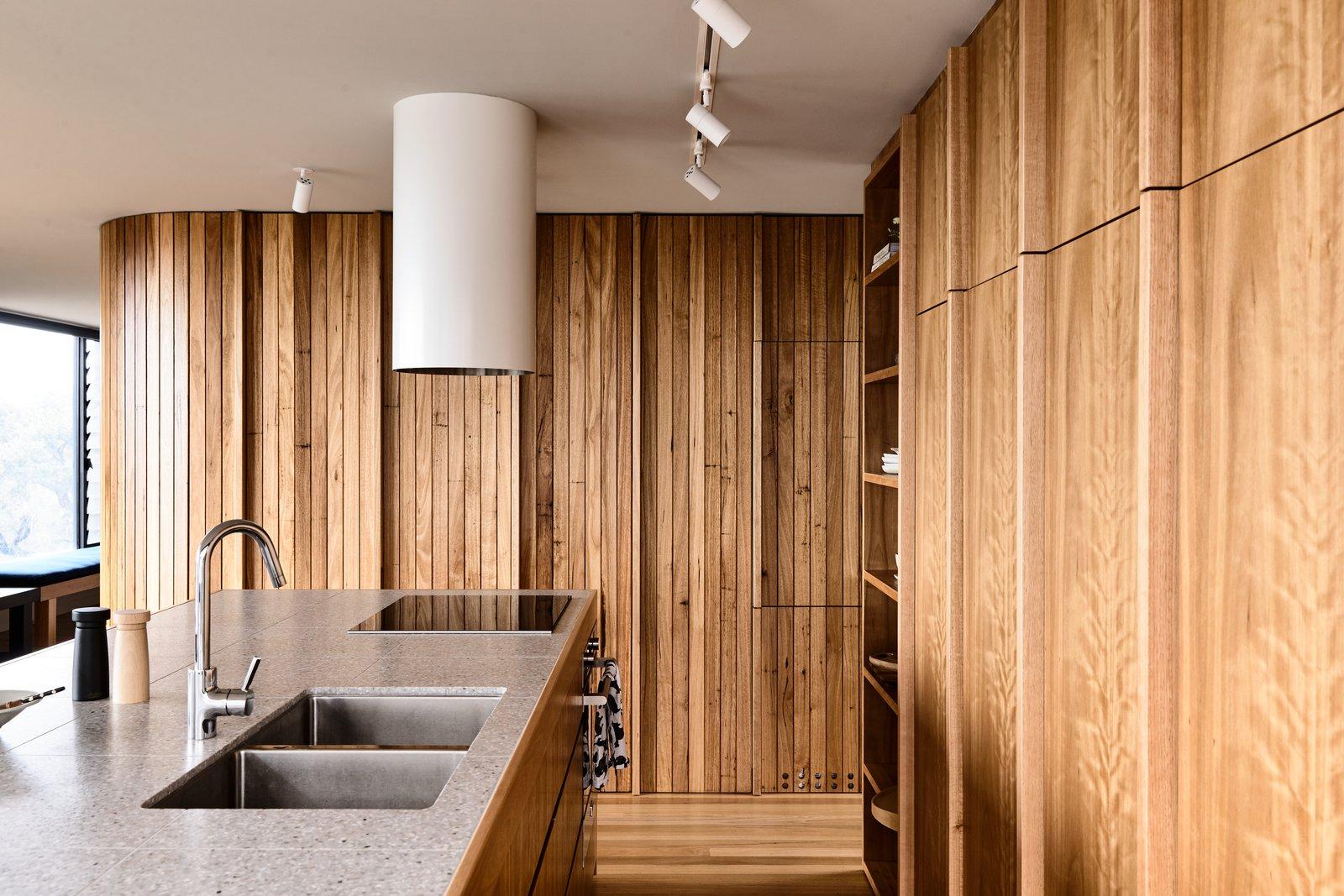 Sorrento House Figureground Architecture Kitchen