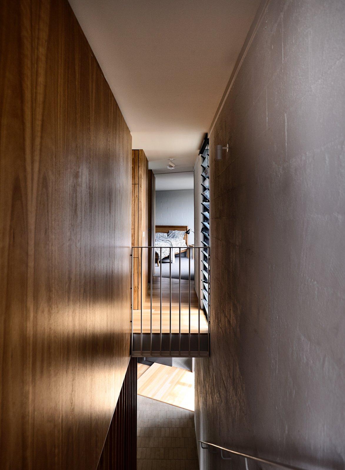 Sorrento House Figureground Architecture Stairwell