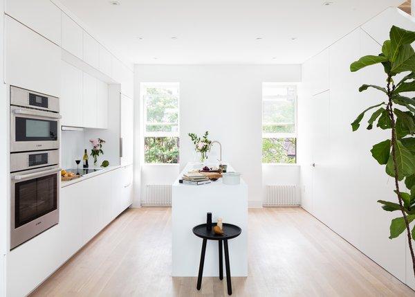 Prospect Heights Townhome Hatchet Design Build Kitchen
