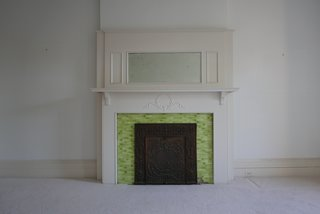 """Defunct fireplaces were located on every floor of the building,"" said the architects."