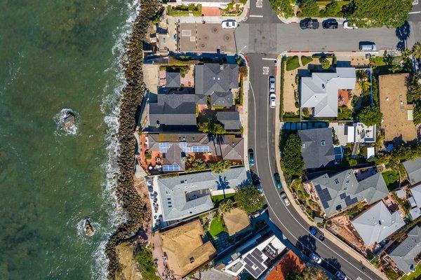 The home is located in the desirable Bird Rock neighborhood of La Jolla.