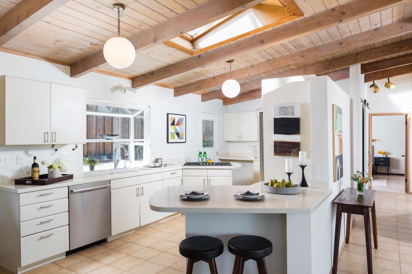 Orinda Midcentury Kitchen