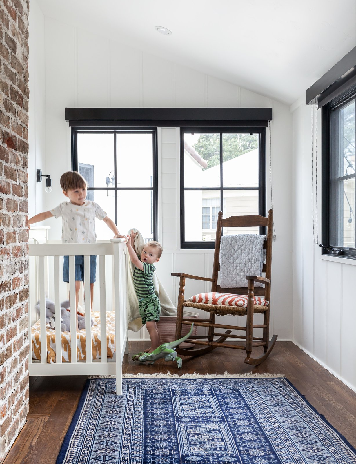 Spanish Revival by Colossus Mfg Kid's Room