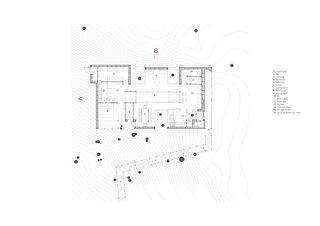 Treehouse floor plan