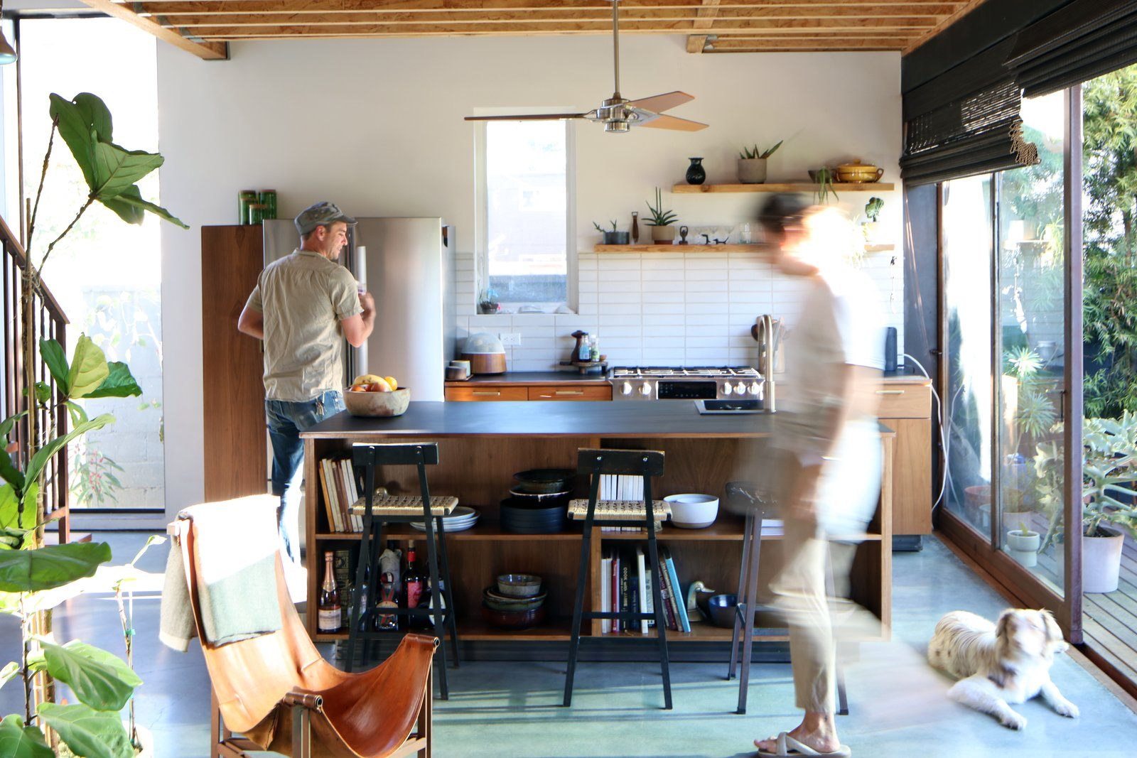 Vinokaur-Deters Residence by Weather Projects Kitchen
