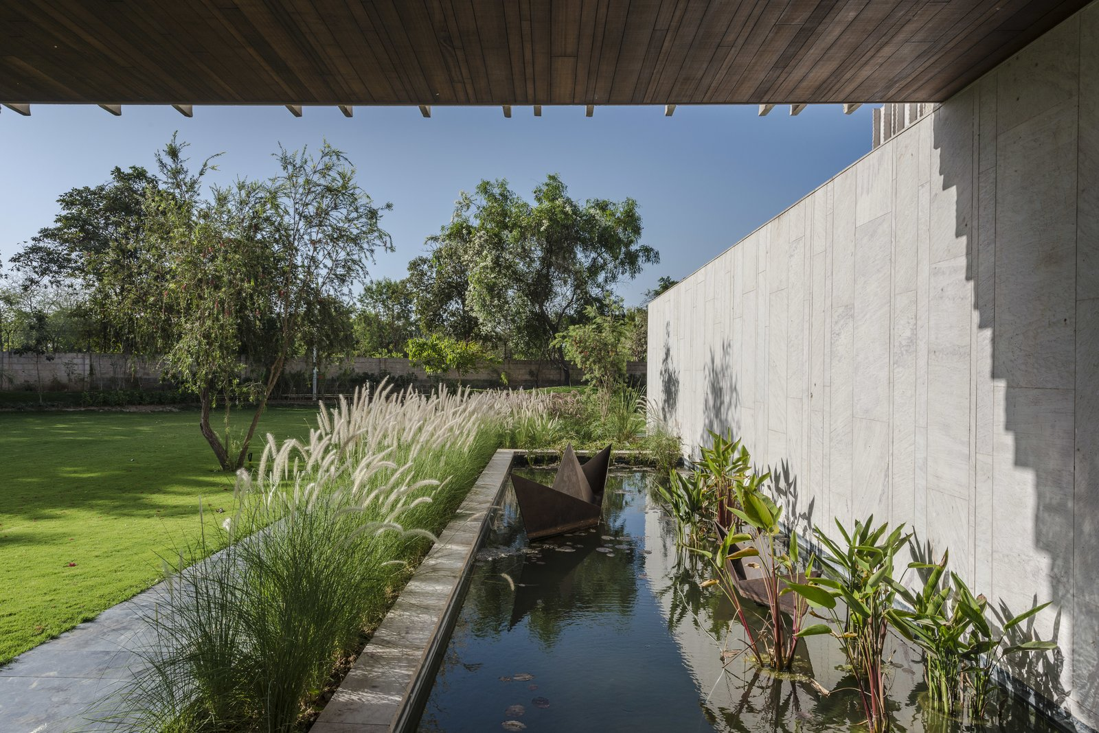 The House of Secret Gardens by SPASM Design Gardens