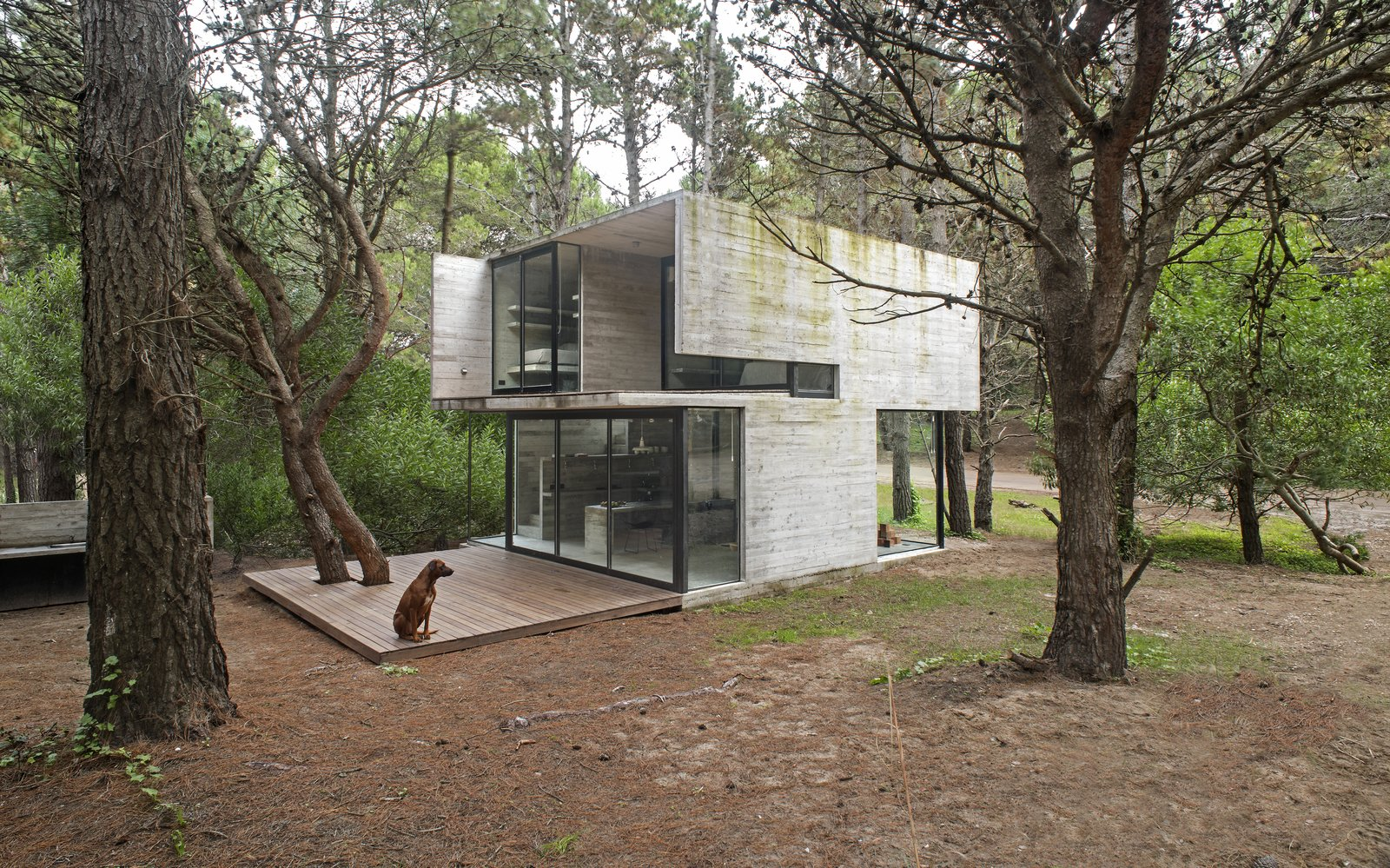 H3 House by Luciano Kruk Exterior