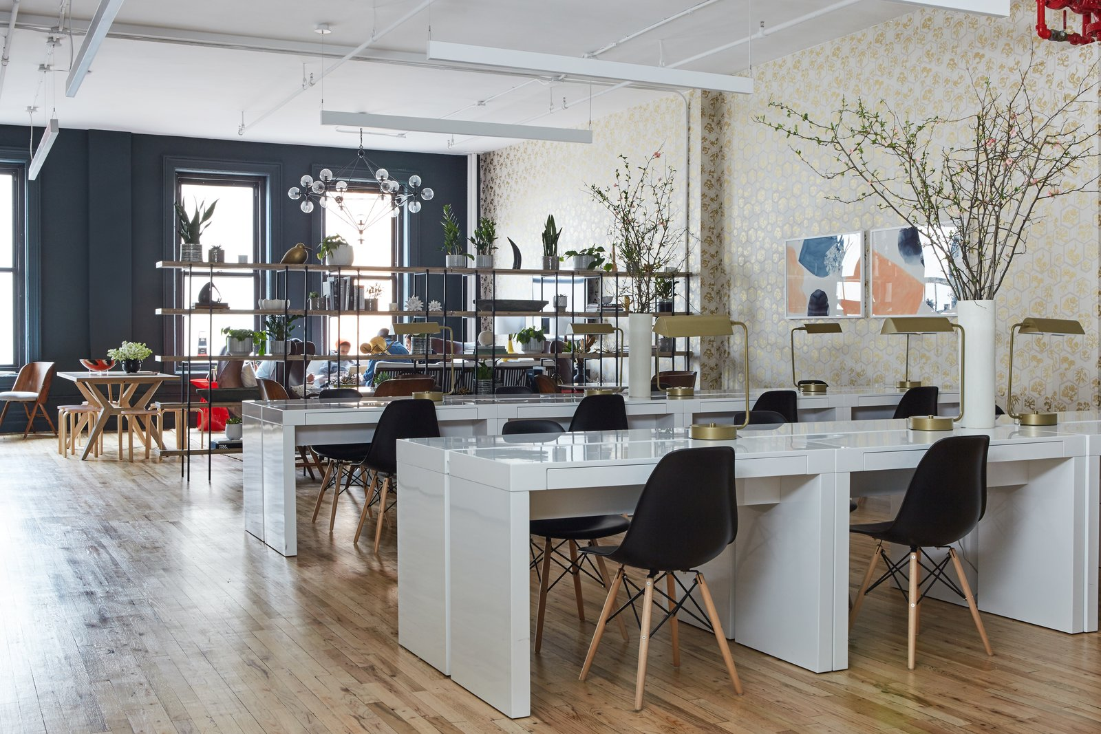 Man Repeller Offices by Decorist