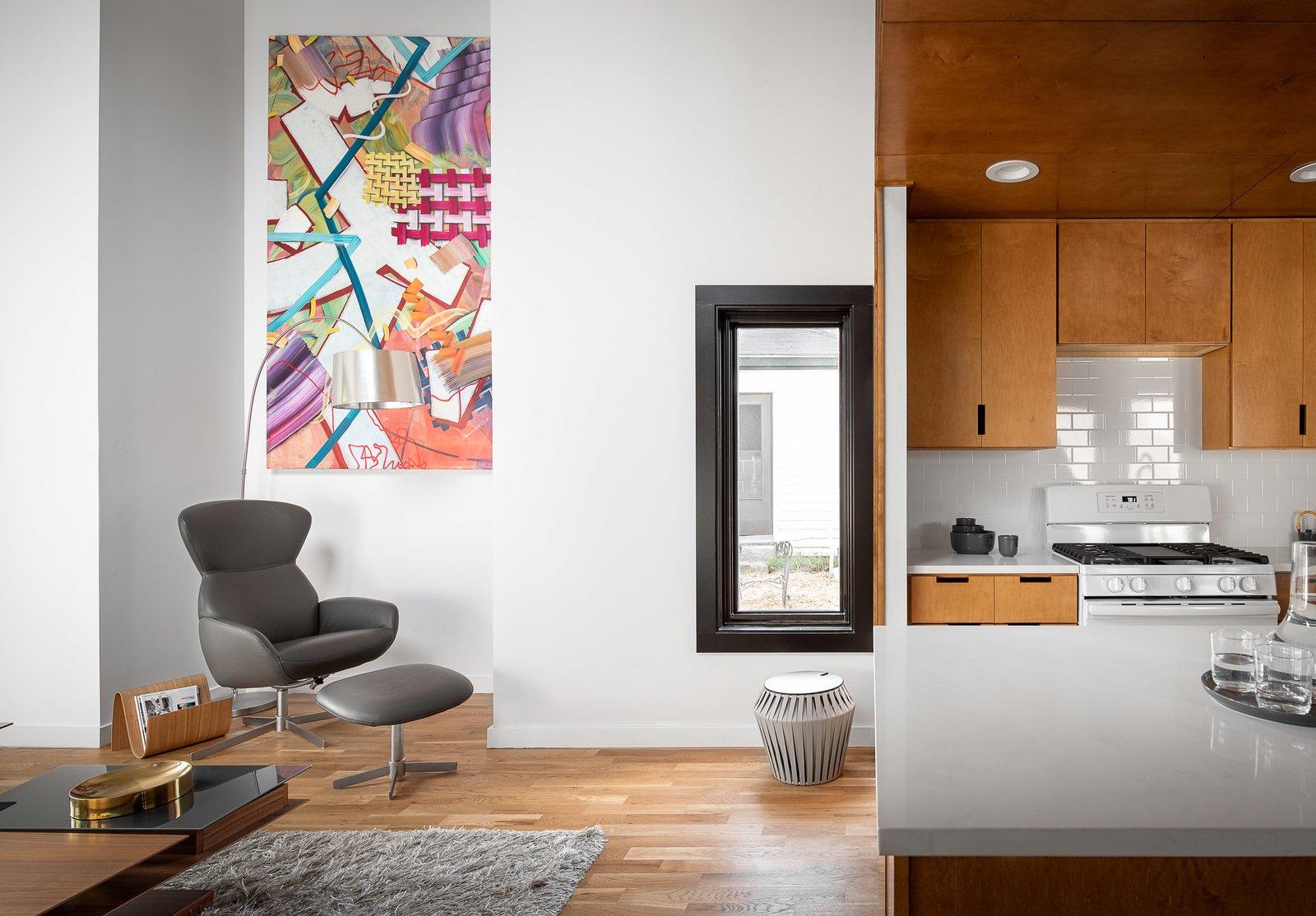 A Mews House by Alex Wu Architect Kitchen