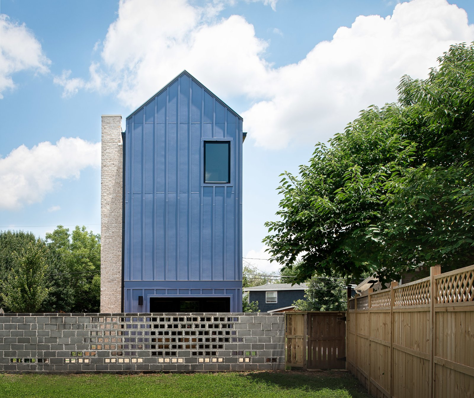 A Mews House by Alex Wu Architect Exterior