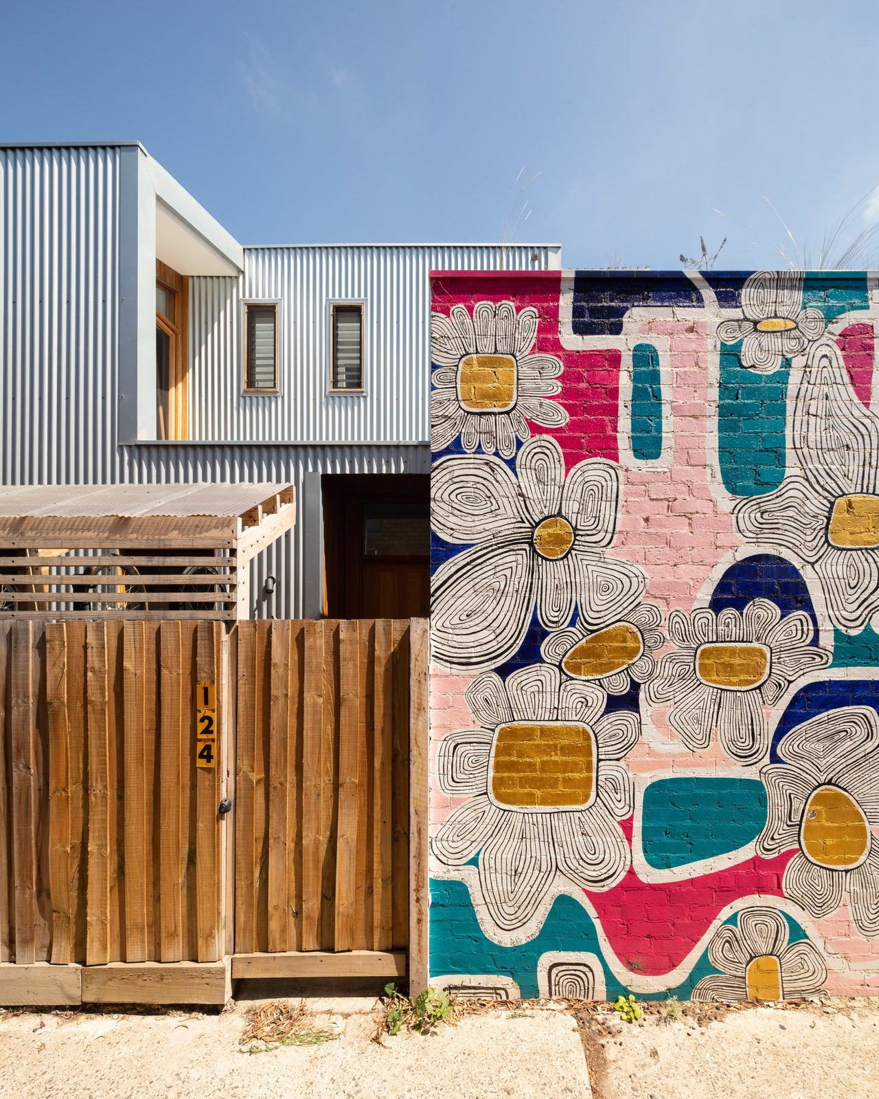 A Welcoming Family Home Radiates Out to the Neighborhood in Melbourne