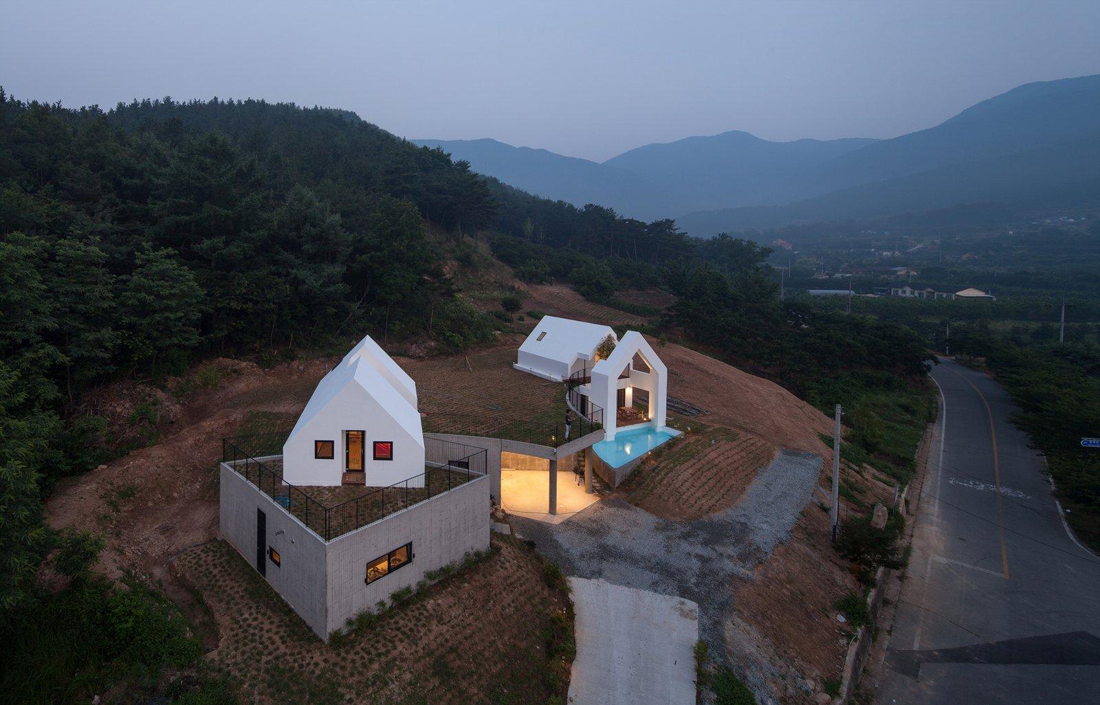 Baomaru House by Rieuldorang Atelier Exterior