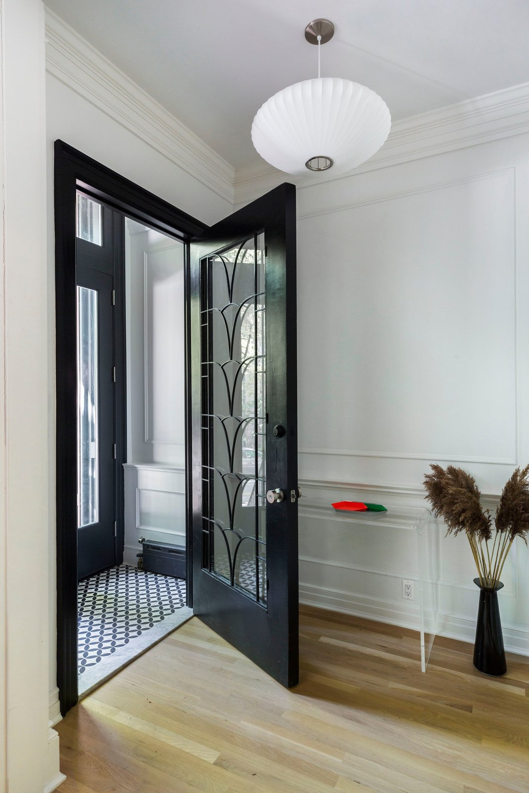 Clinton Hill Brownstone by Urban Pioneering Architecture Entry
