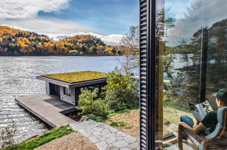 Fairy Lake Cottage by Altius Boathouse