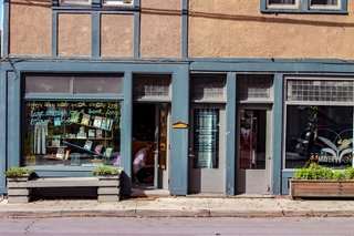 Check out all the shops on Narrowsburg's Main Street, especially Aaron's One Grand, a bookstore that specializes in compiling top 10 desert-island reading lists from well-known thinkers, writers, artists, and other creative minds.