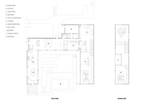 After: Malaga Residence floor plan