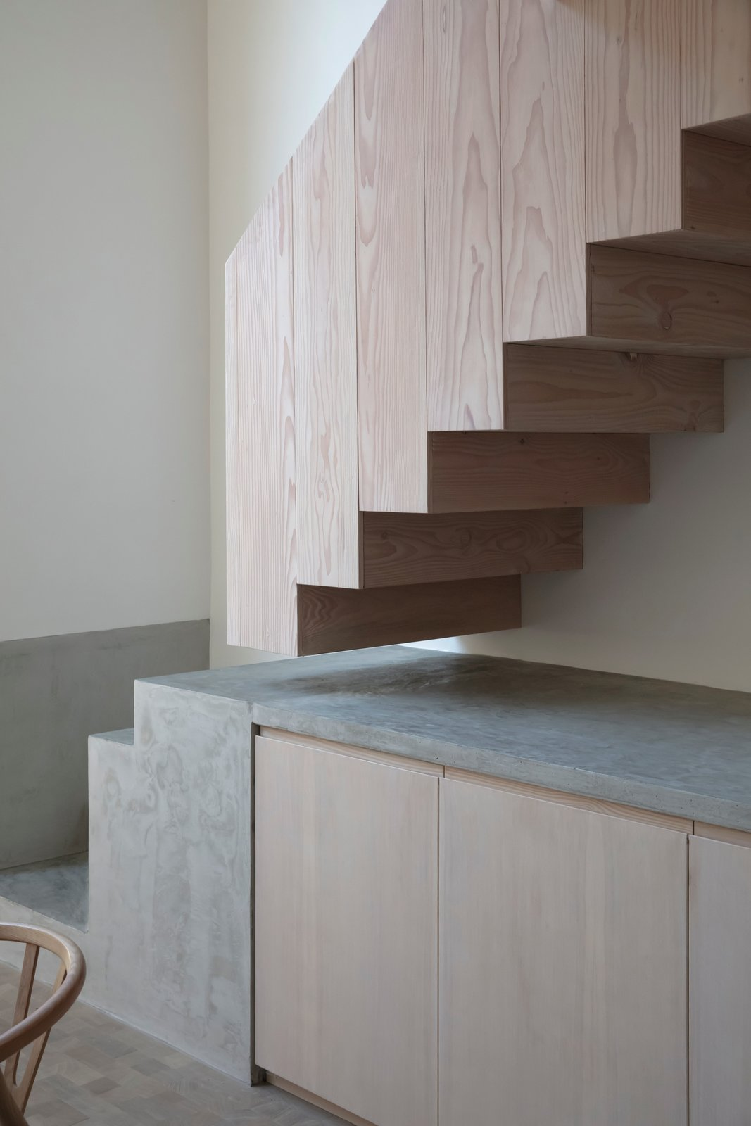Brook Green House by Architecture for London Staircase