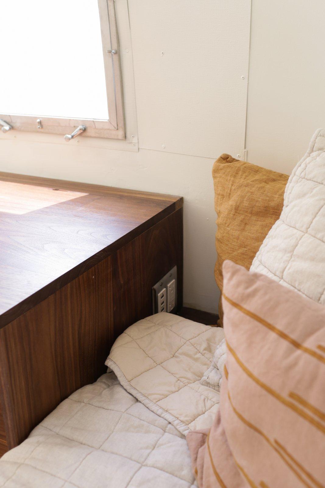 The Hope Project by Modern Caravan Bedroom Detail
