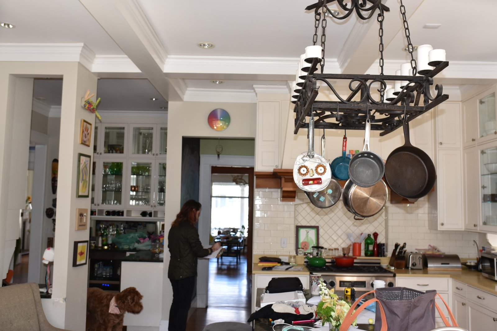 Before & After: A Remodeled Chicago Kitchen Channels the Owners' Commitment to the Arts