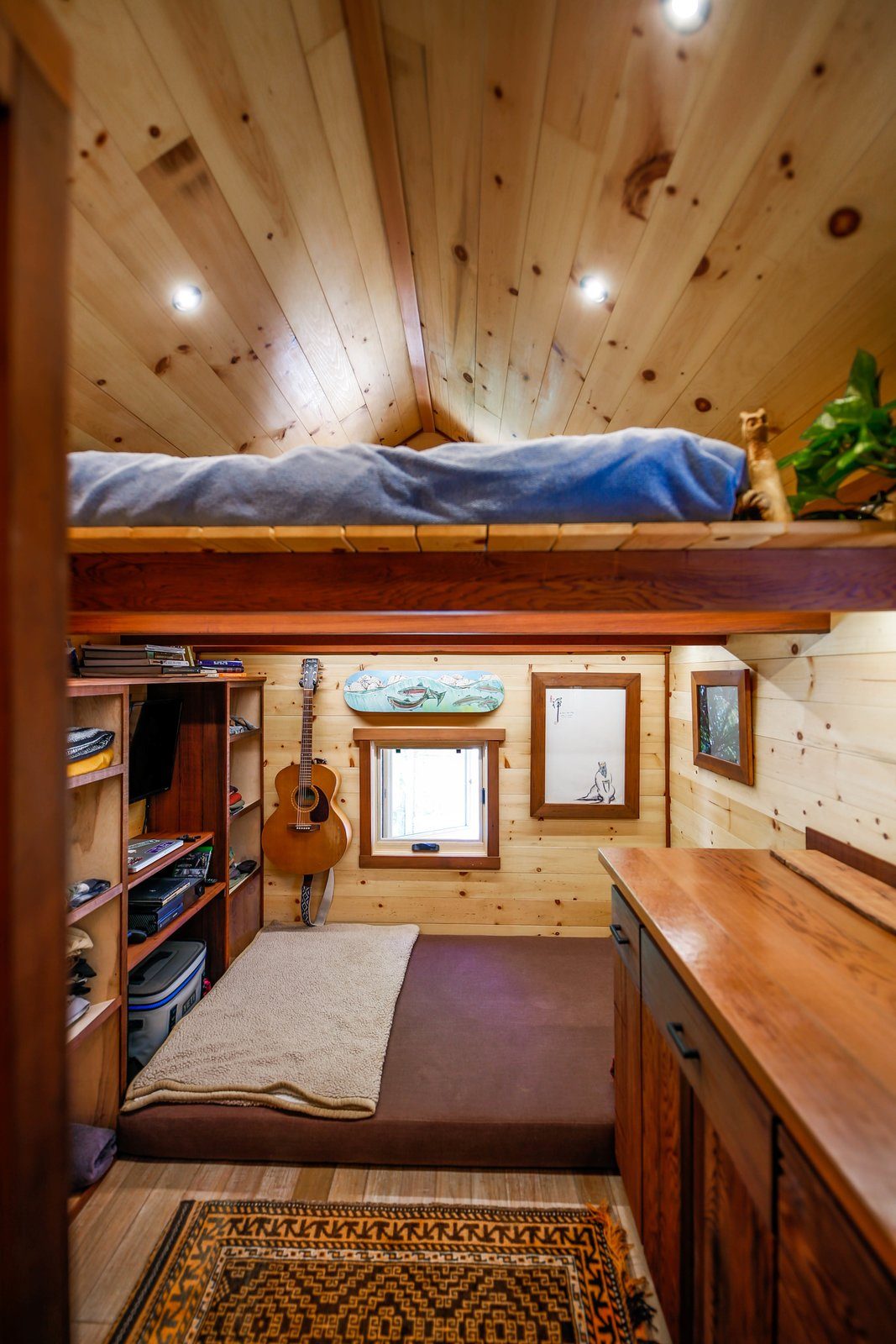 Humble Hand Craft_Acorn Loft Beds