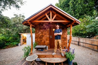 Humble Hand Craft's Eco-Friendly Tiny Homes Spin Gold Out of Salvaged Wood