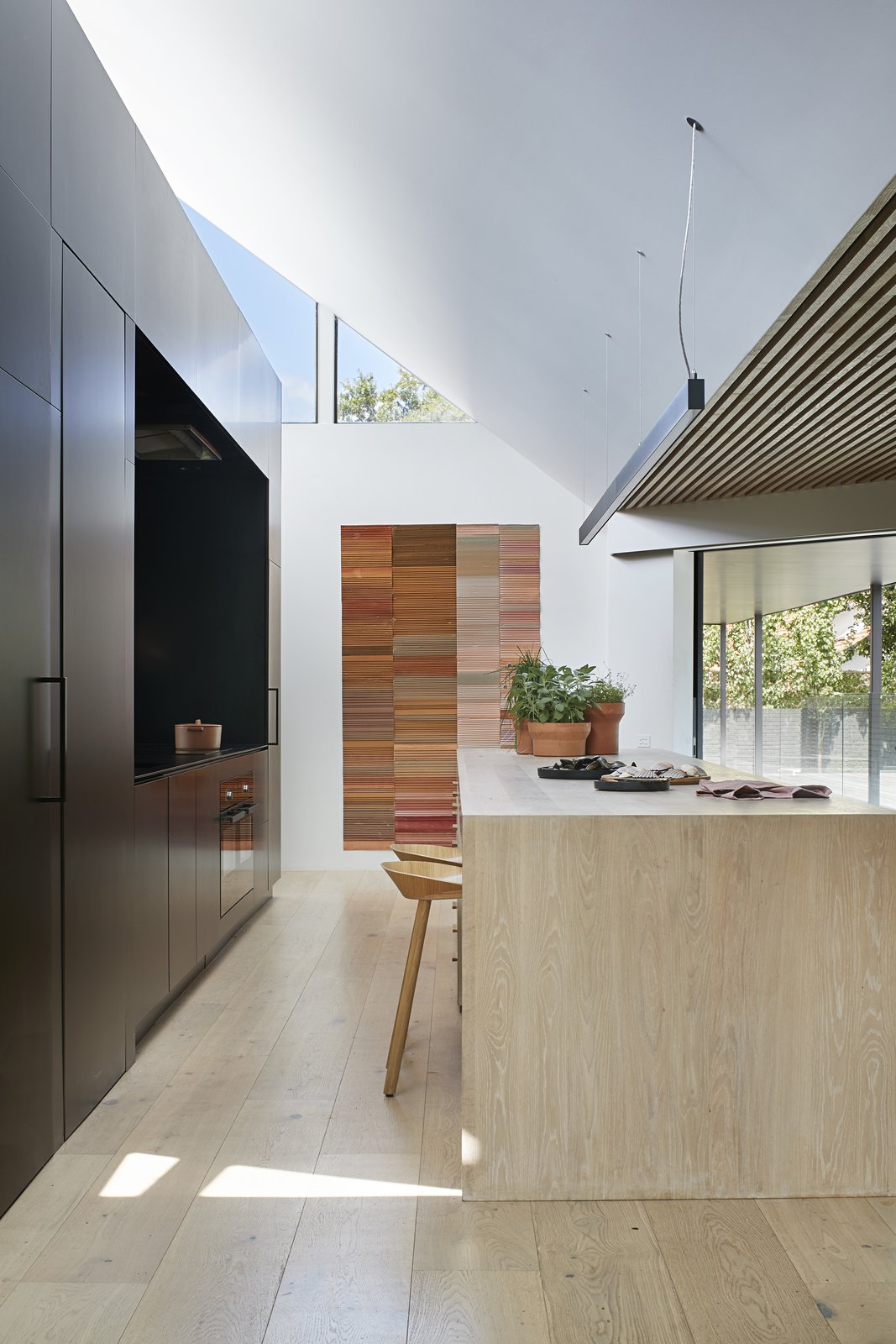 Central Park Road Residence by Studiofour_Kitchen After