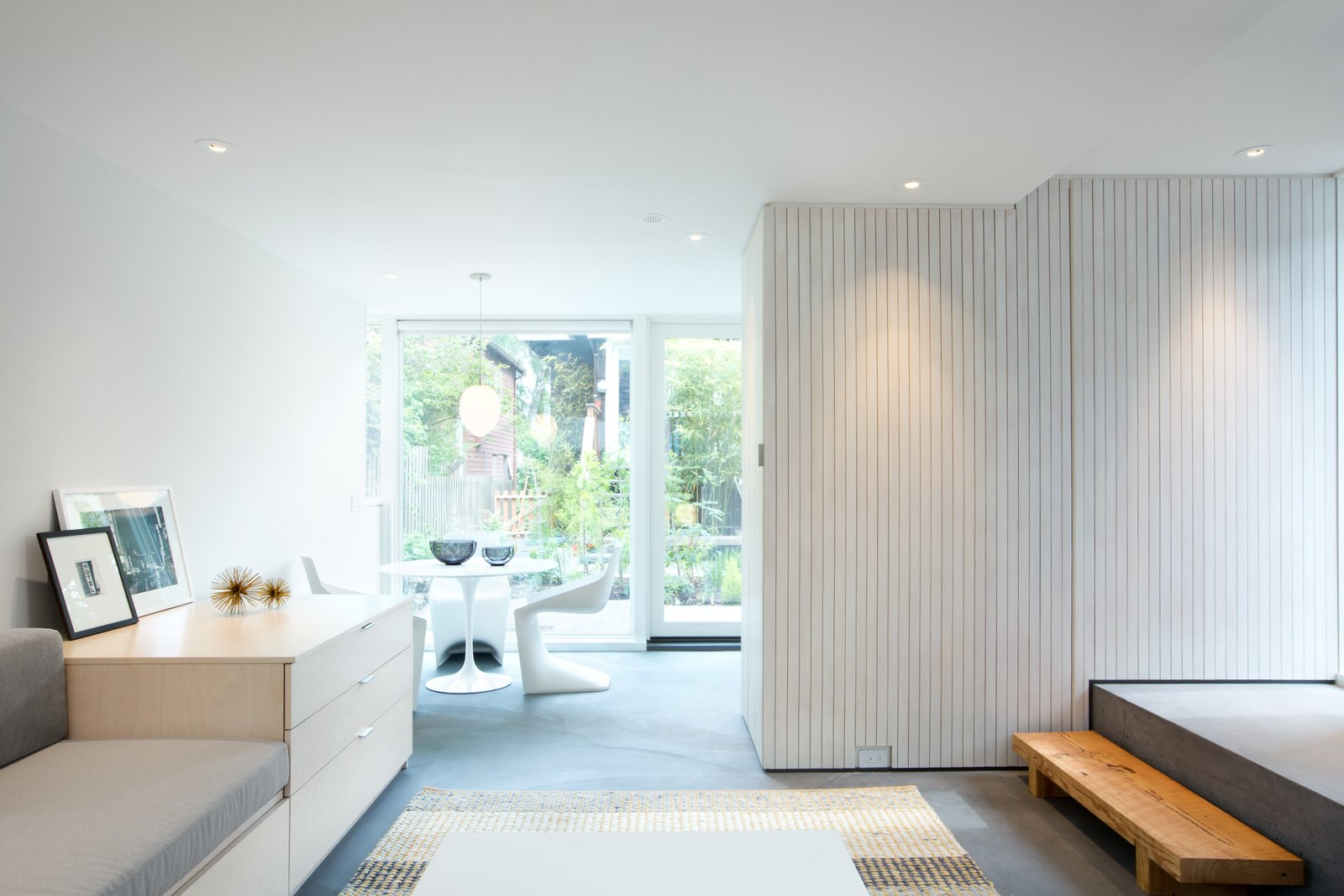 Miko Laneway by Campos Studio Dining Room