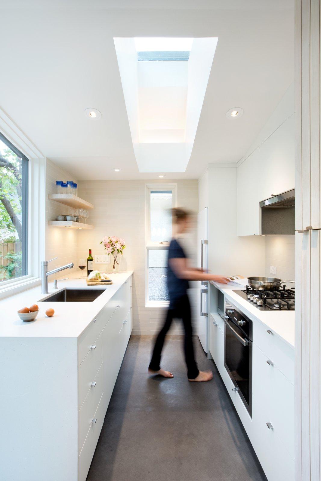 Miko Laneway by Campos Studio Kitchen